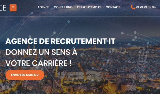 cabinet recrutement informatique